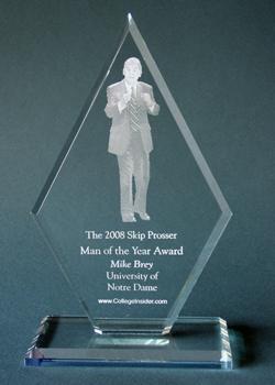 The Skip Prosser Man of the Year Award